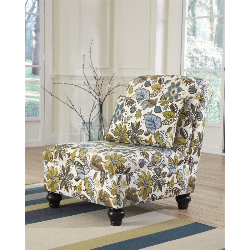 ashley hariston sofa review recliner sets india armless chair in shitake walmart com