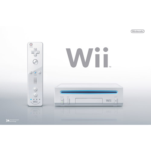 Nintendo Wii Console White Walmart