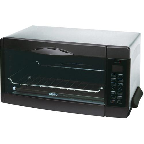 Sanyo SKCV8S Digital Convection 6Slice Toaster Oven