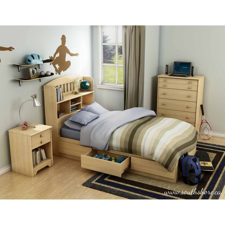 South Shore Popular Kids Bedroom Furniture Collection  Walmartcom