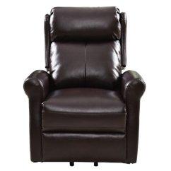 High Lift Chair Bedroom Lazy Brown Electric Recliner Walmart Com