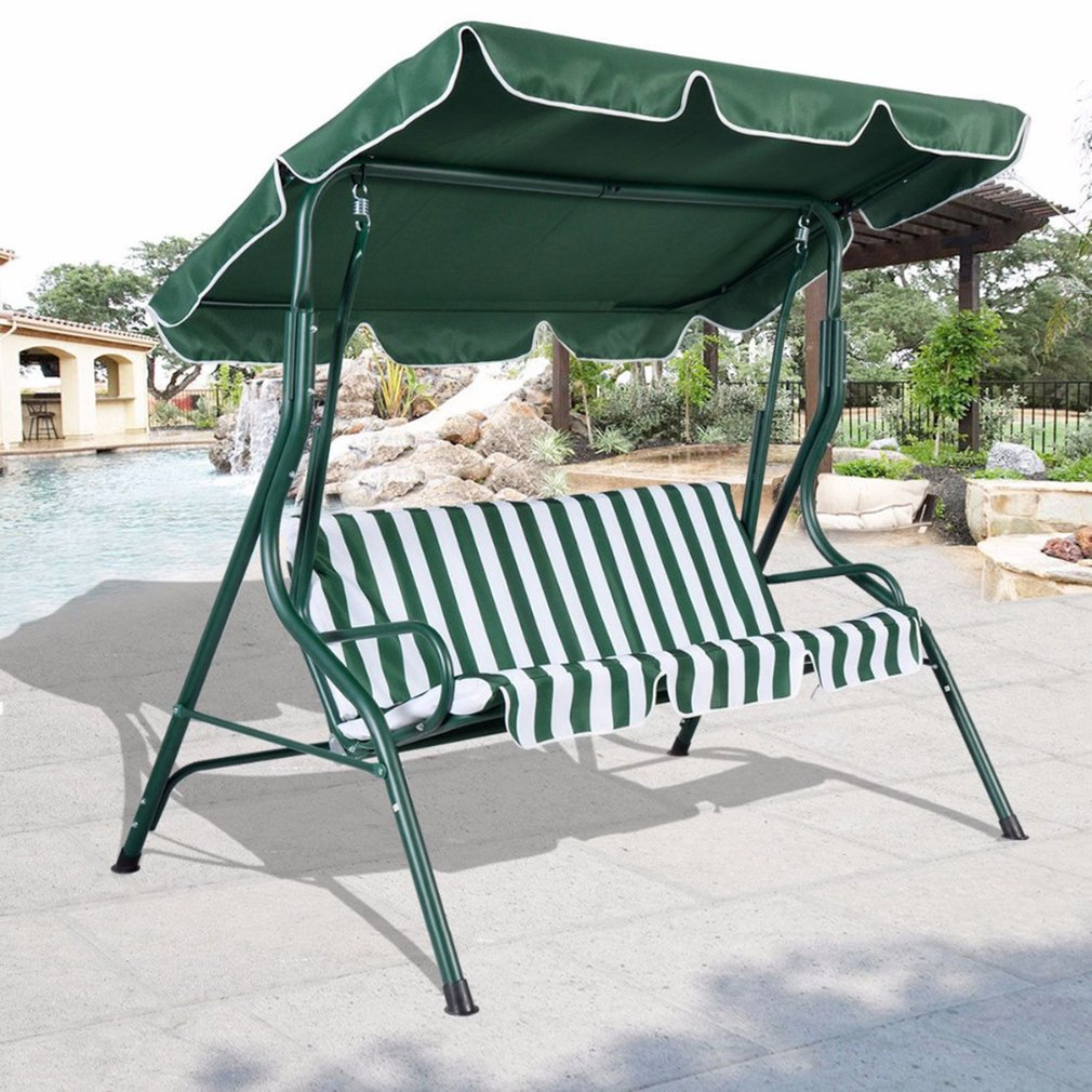swing chair replacement tub chairs 66 45inch outdoor top cover canopy for porch patio walmart com