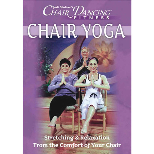 Chair Yoga Dvd