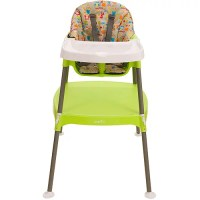 Generic Convertible 3n1 High Chair, Woodlandbudd