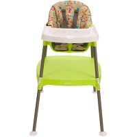 Generic Convertible 3n1 High Chair, Woodlandbudd
