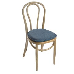 Blue Bistro Chairs In Bulk Gripper Tonic 14 5 X Delightfill Chair Cushion Set Of 2 Departments