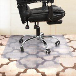Heavy Duty Office Chair Mat For Carpet Bean Bag Storage Sundale 36 X 48 Lipped Clear Desk Departments