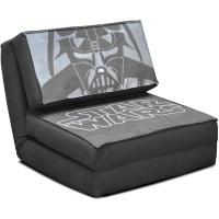 Star Wars Darth Vader, Your Zone Flip Kids Chair