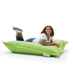 Bean Bag Chair Bed Graco High Covers Sofa Last S Green Round