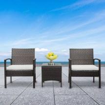 3pcs patio furniture sets