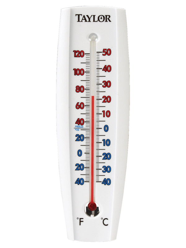 taylor 5154 indoor wall thermometer