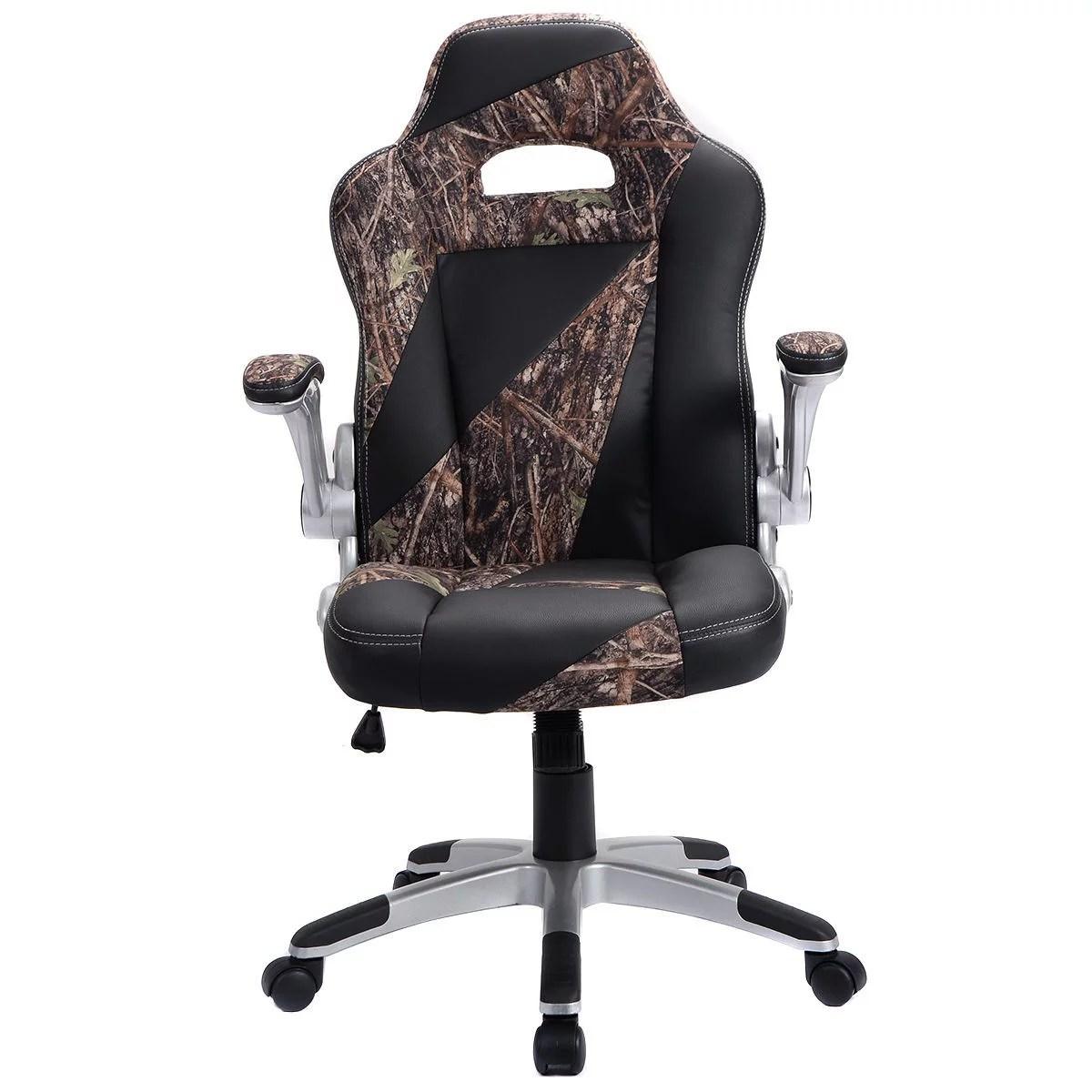 PU Leather High Back Executive Office Desk Task Computer