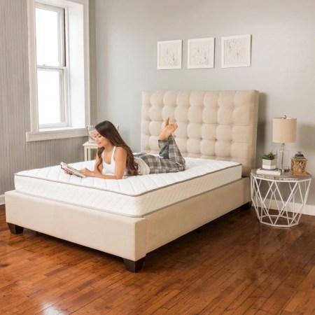 Modern Sleep Innerspring 7 Inch Mattress Multiple Sizes