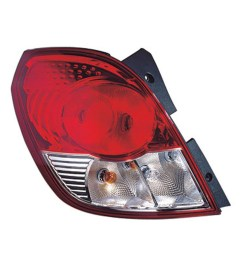 2008 2009 saturn vue driver side left tail lamp assembly 96830929 includes wiring harness walmart com [ 1500 x 1500 Pixel ]