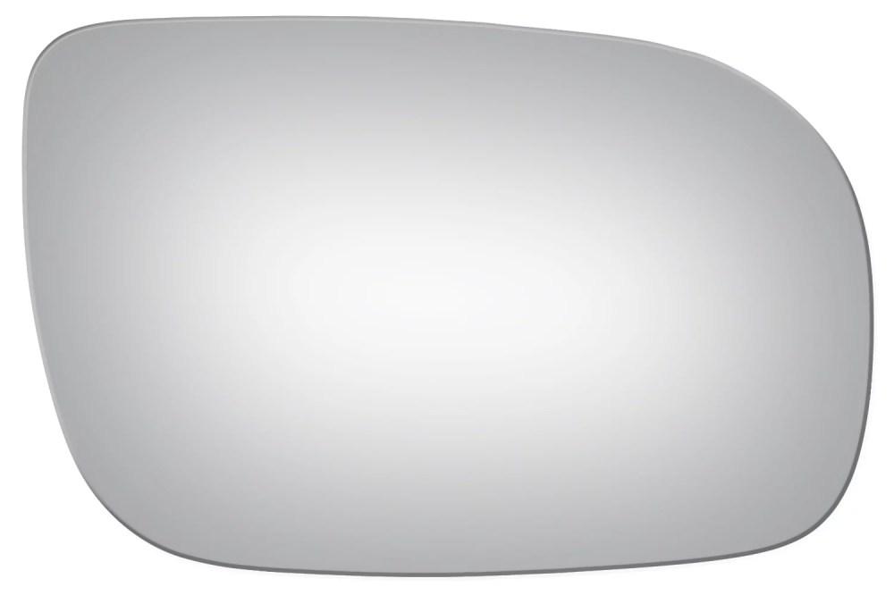 medium resolution of burco 3237 right side mirror glass for chevy venture oldsmobile silhouette walmart com