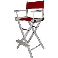 YuShan White Frame 30-inch Director's Chair - Walmart.com
