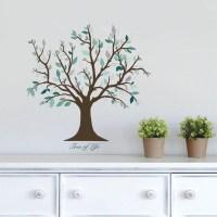 DCWV Vinyl Tree of Life Wall Decal - Walmart.com