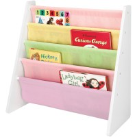 Whitmor Kid's Book Organizer-pastel - Walmart.com