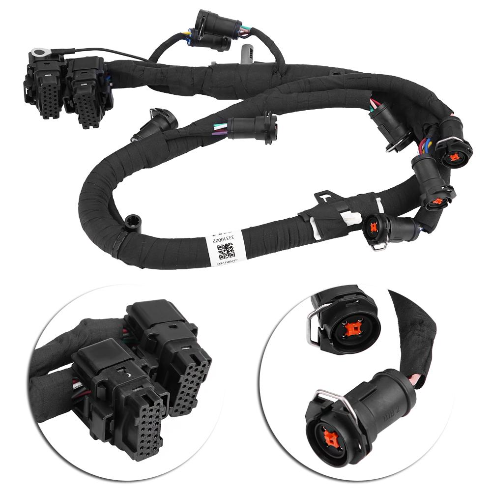 hight resolution of yosoo fuel injector wiring harness powerstroke diesel wiring harness powerstroke diesel fuel injector module wiring harness for ford f350 super duty 06 07