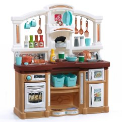 Step 2 Play Kitchens Kitchen Floor Tiles Ideas Step2 Fun With Friends Kids Toy Coffee Maker And Accessory Set Walmart Com