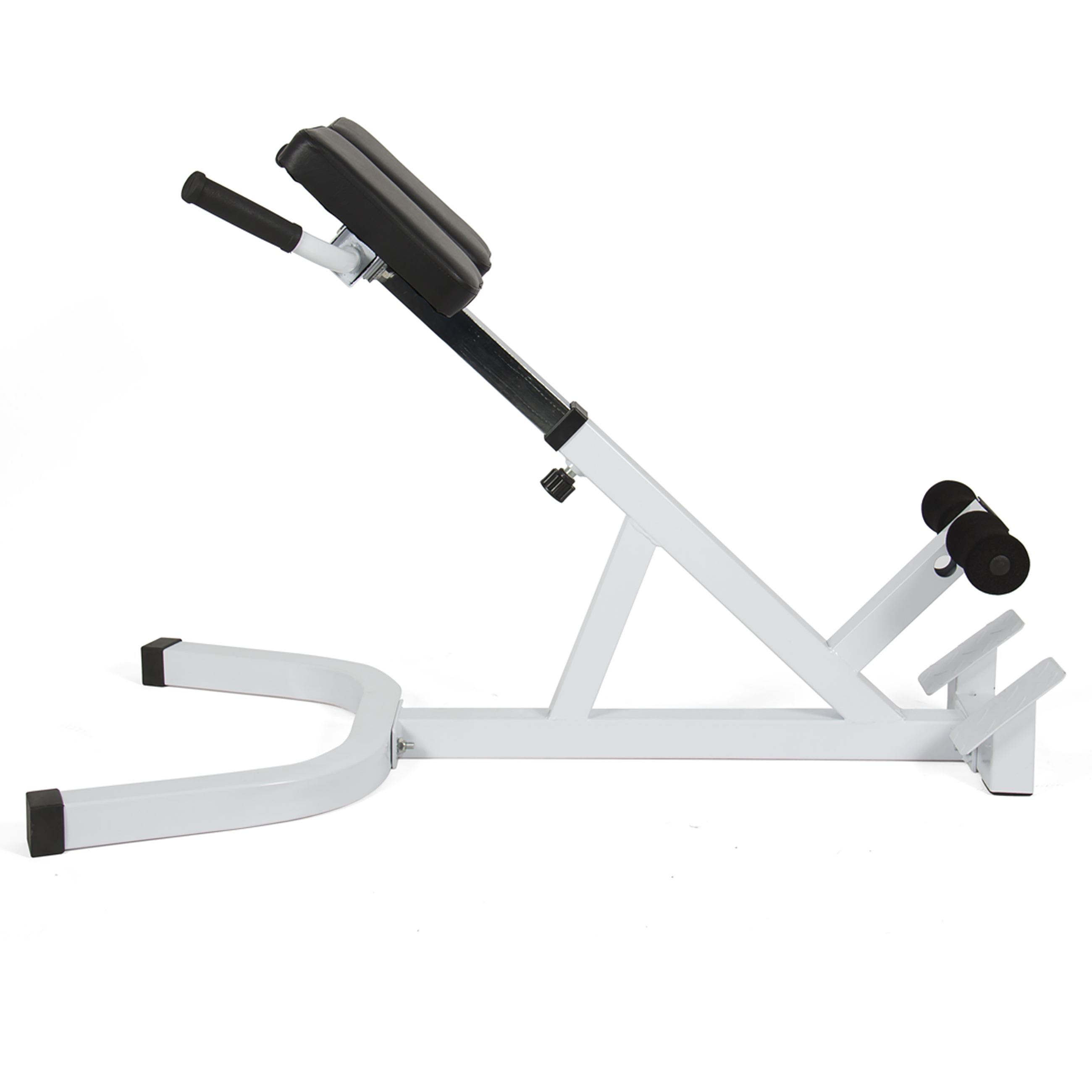 gym quality roman chair covers for sale near me best choice products adjustable ab bench w 45 degree hyperextension training exercise black gray walmart com