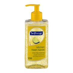 Kitchen Hand Soap Shenandoah Cabinets Softsoap Liquid Fresh Hands 10 Fl Oz Walmart Com