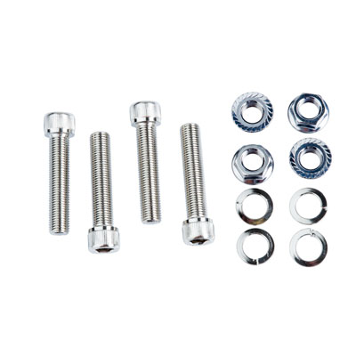 Aluminum Wheel Spacer Replacement Studs 30 mm for Polaris