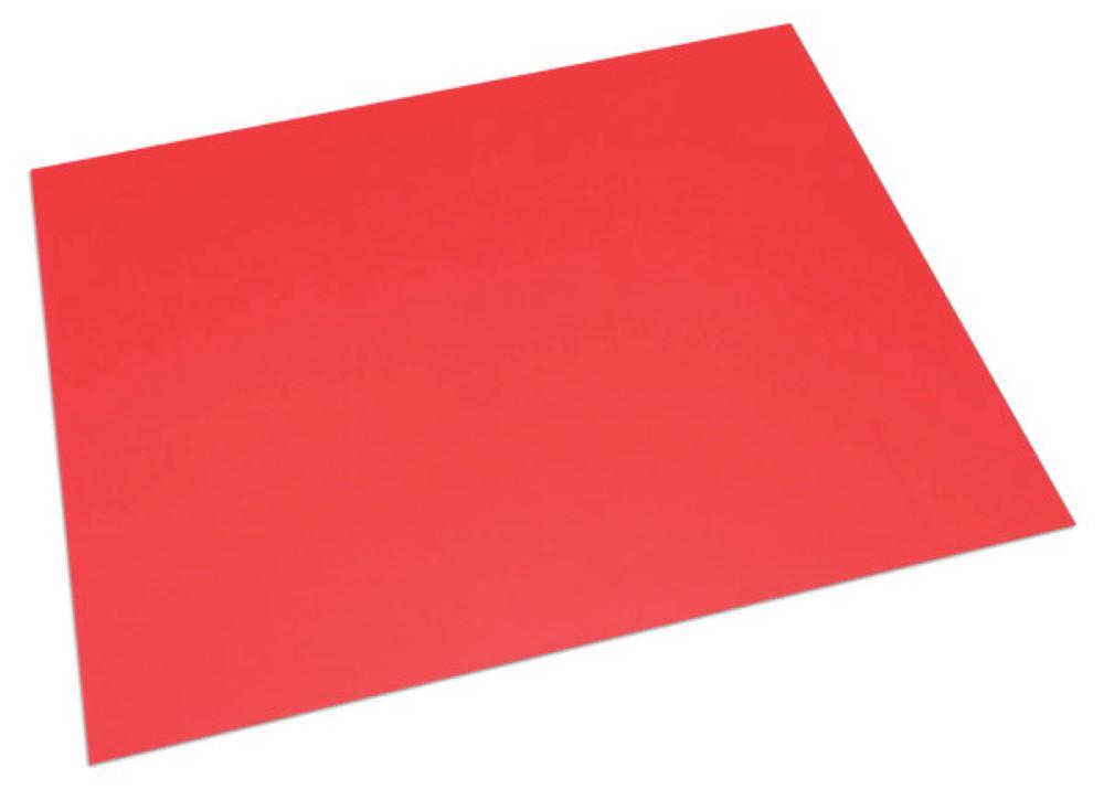 pen gear coated poster board red 22 x28 1 sheet