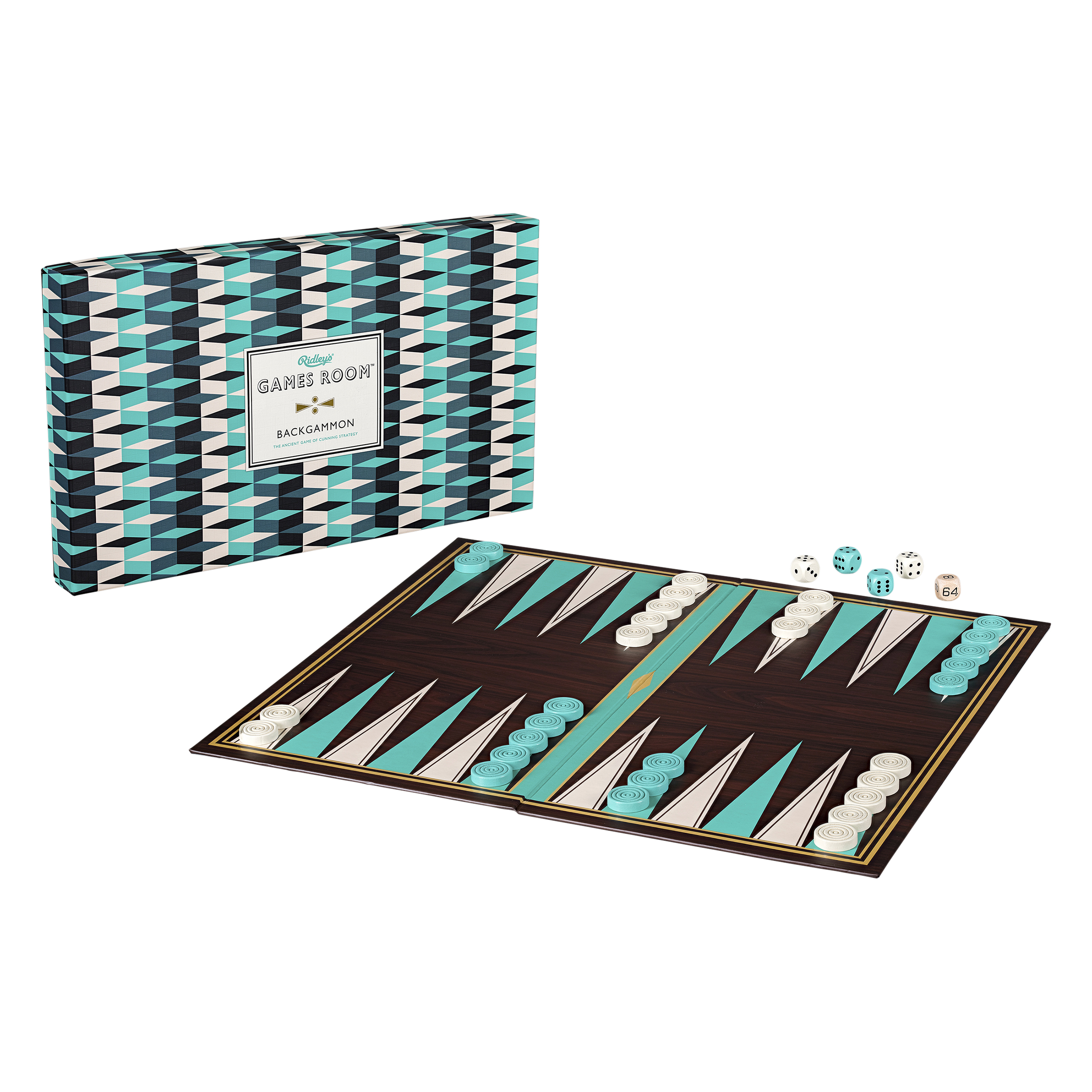 Classic Backgammon Family Board Game Walmart