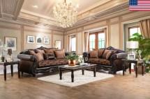majestic royal 2pc sofa set living