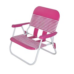 Pink Beach Chair Rolling Chairs On Carpet Mainstays Folding Jelly Walmart Com Departments