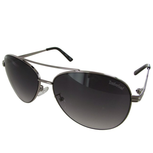 Timberland Mens TB7132 Wire Rim Aviator Fashion Sunglasses