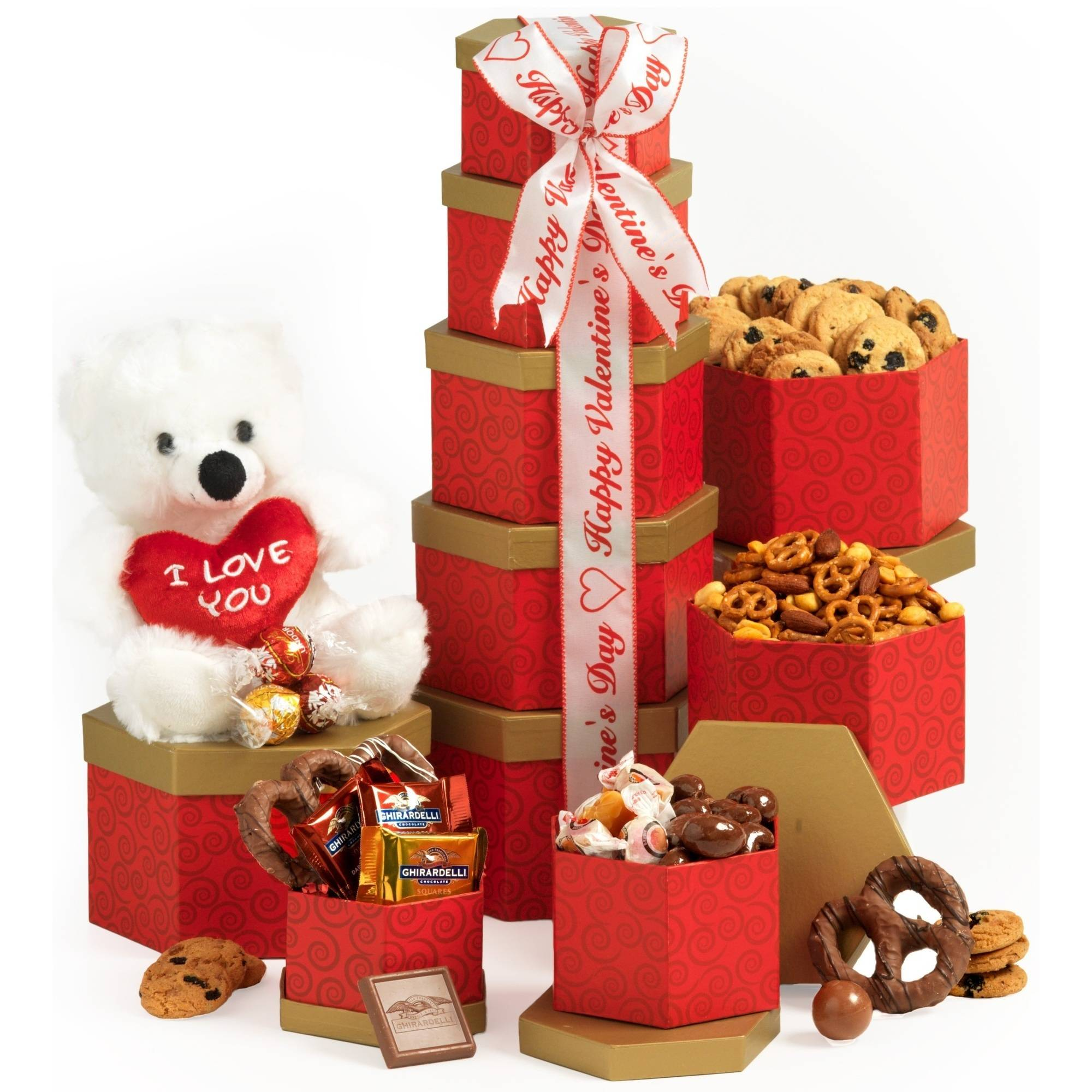 Broadway Basketeers Valentine S Day Gift For Her Or Him