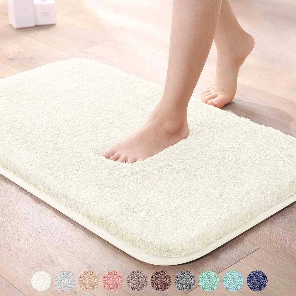 extra large bath mat 24 x36 ultra soft