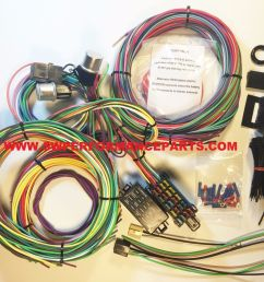 new 21 circuit ez wiring harness mini fuse chevy ford hotrods universal xl wires swpp walmart com [ 1280 x 1101 Pixel ]