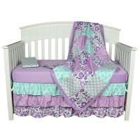Purple And Blue Nursery Bedding ~ TheNurseries