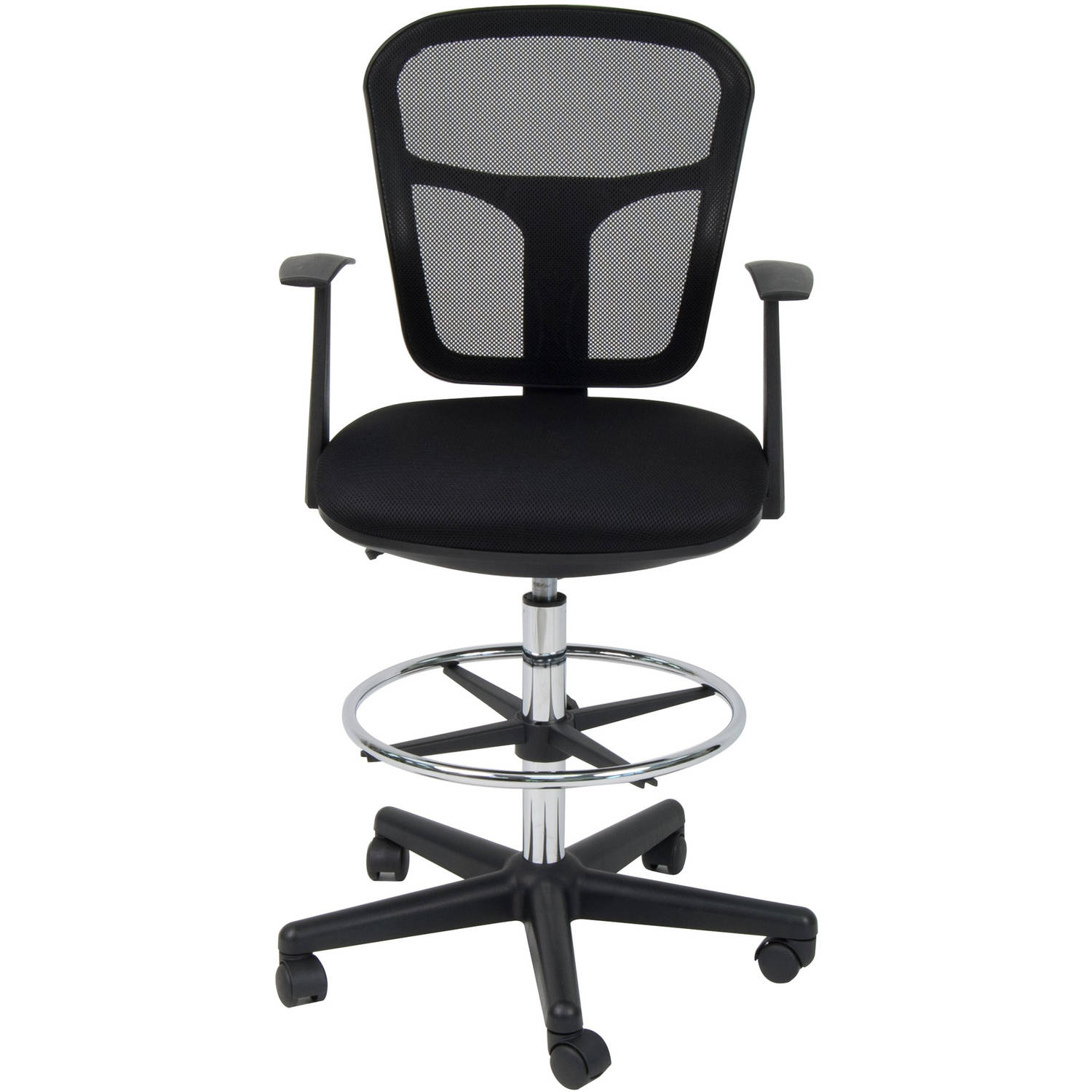 Drafting Chairs Studio Designs Riviera Drafting Chair Black Ebay
