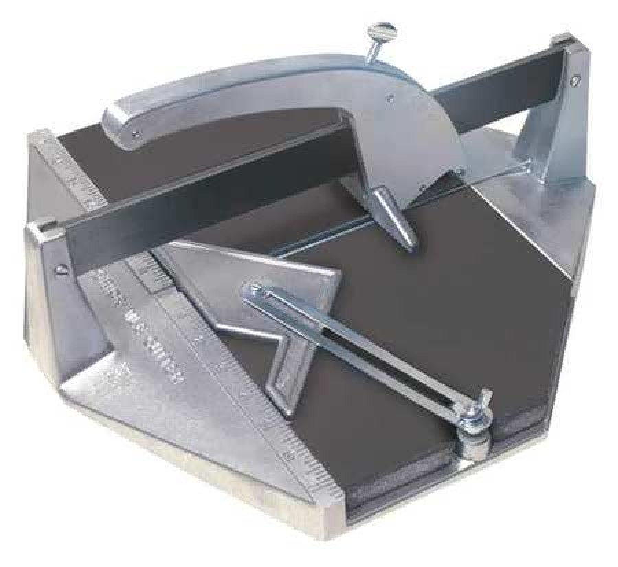 superior tile cutter inc and tools st006 tile cutter cast aluminum 15in x 15in