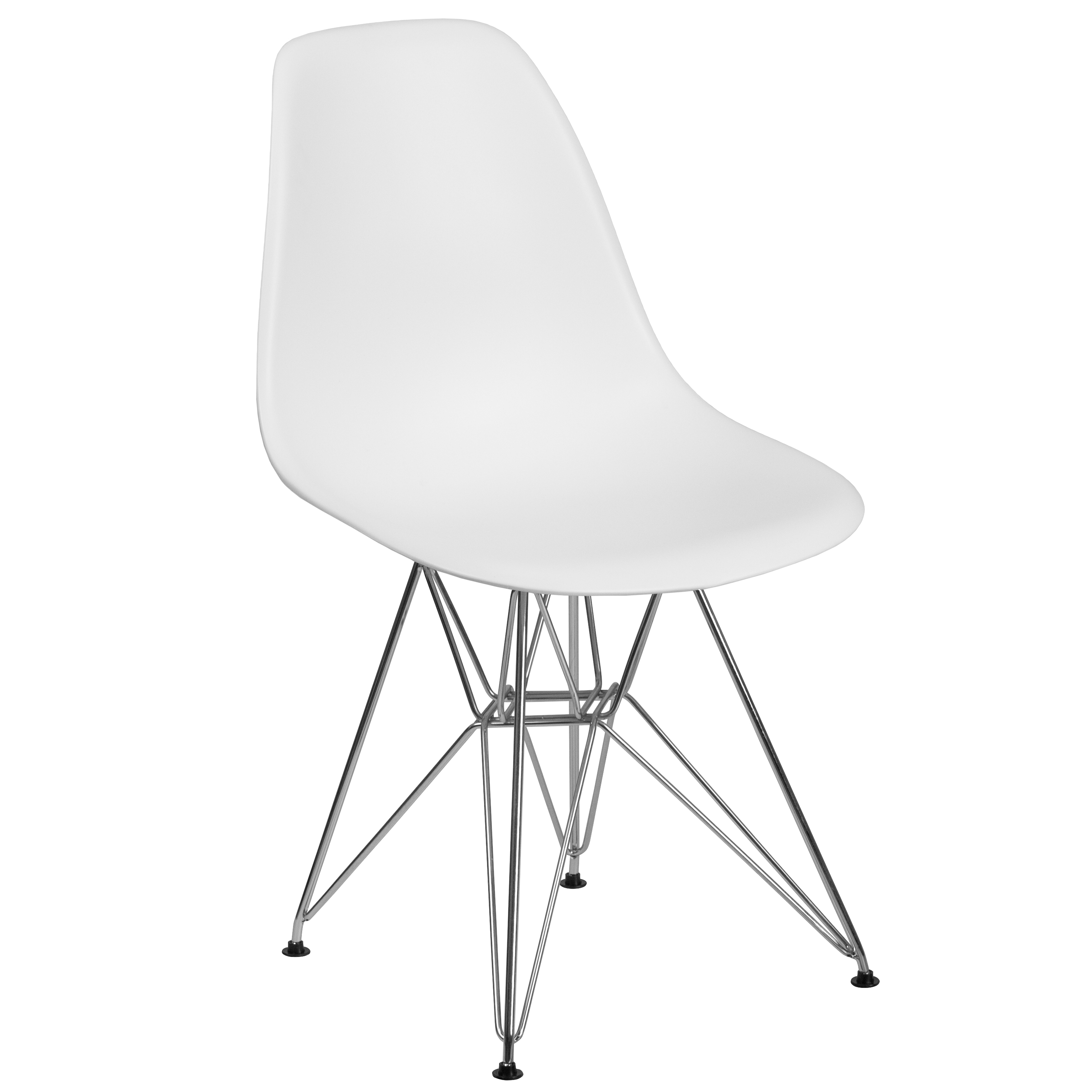 walmart white plastic chairs hanging chair vancouver flash furniture elon series with chrome base com