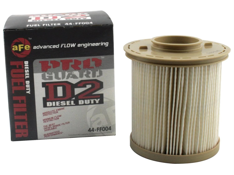 hight resolution of afe power 44 ff004 pro guard d2 fuel fluid filter fits 97 99 ram 2500 ram 3500 walmart com