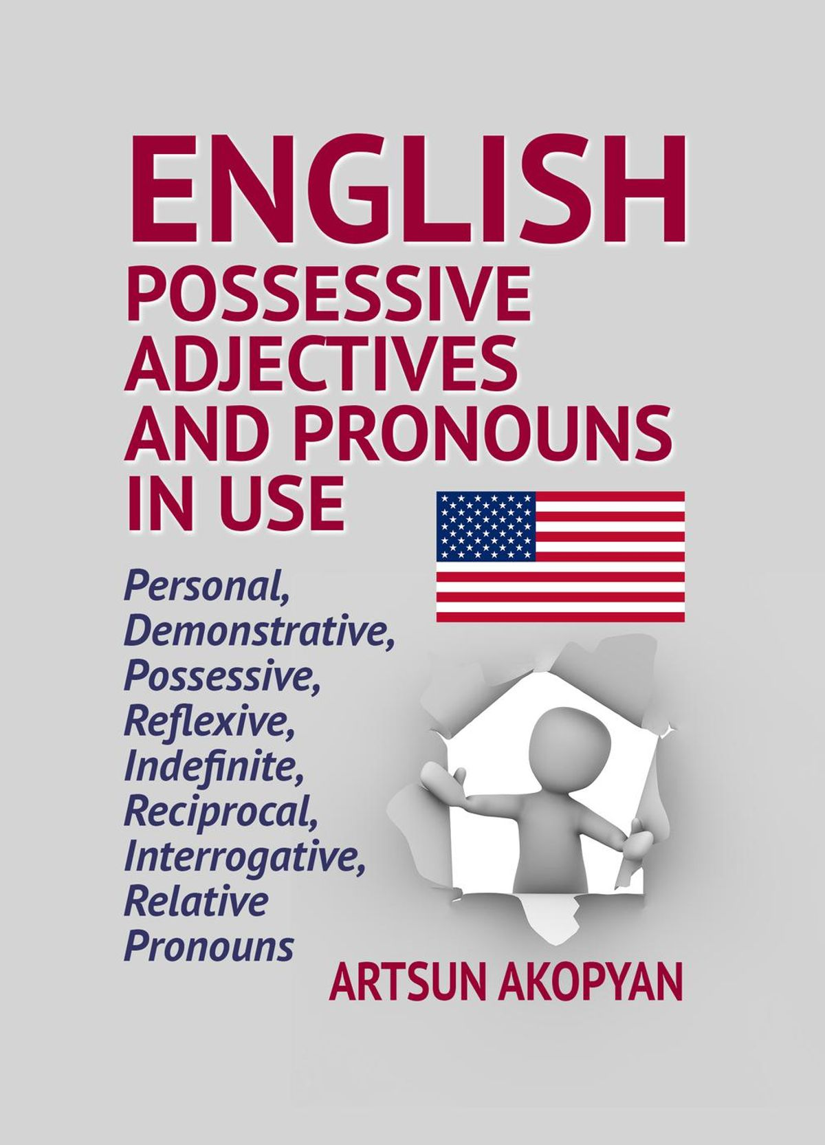 English Possessive Adjectives And Pronouns In Use