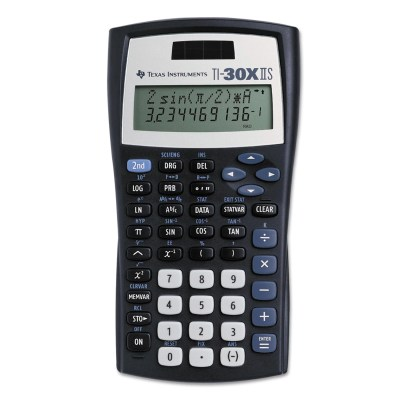 Texas scientific calculator