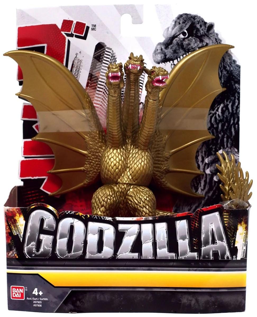 Godzilla King Ghidorah Vinyl Figure  Walmartcom