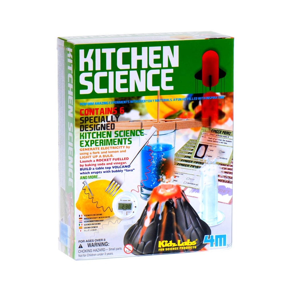 kitchen science credenza 4m experiments qty