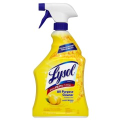 Lysol Antibacterial Kitchen Cleaner How To Design A All Purpose Lemon Breeze 32 Ounce Ebay
