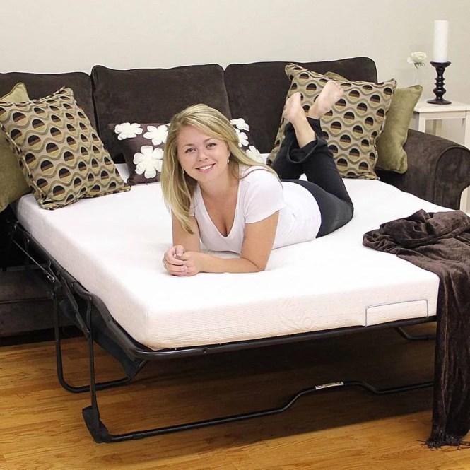 Modern Sleep Memory Foam 4 5 Sofa Bed Mattress Multiple Sizes