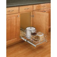 "Rev-A-Shelf 5WB1-0918 5WB Series 9"" Wide by 18"" Deep Pull ..."