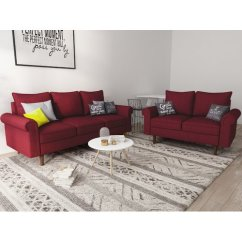 Walmart Living Room Sets Modern Contemporary Furniture Charlton Home Omar 2 Piece Set Com
