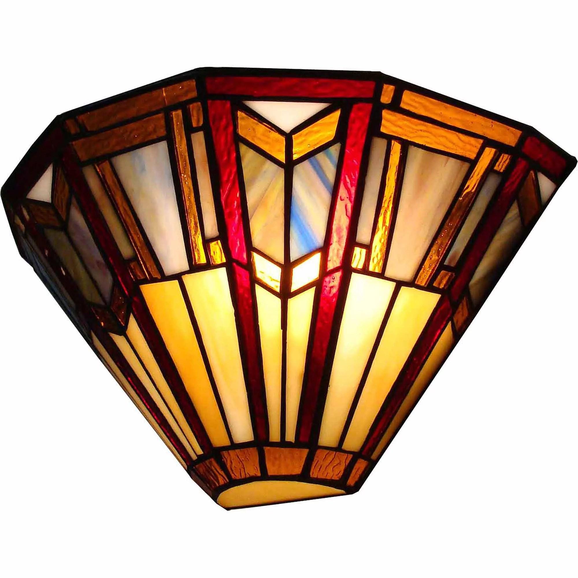 Tiffany Wall Sconce Lamp
