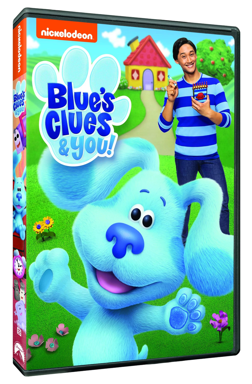 Blue's Clues Season 1 Dvd : blue's, clues, season, Blue's, Clues, (DVD), Walmart.com
